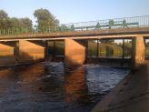 Most na Baryczy w pobliżu Żabina