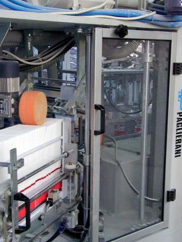 Automat paczkujący skrobię